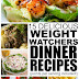 25 WEIGHT WATCHERS DINNER RECIPES (POINTS PER SERVING INCLUDED!)