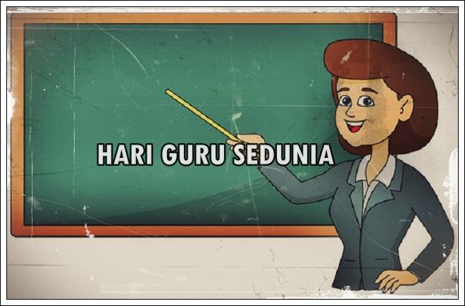 Perayaan Hari Guru Sedunia