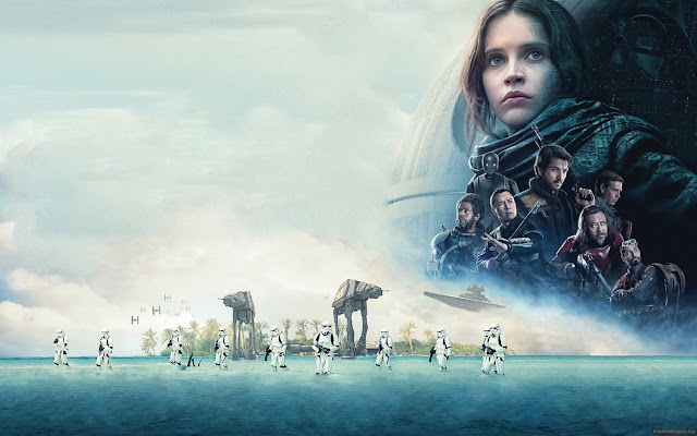 Creating and destroying planets in 'Rogue One' is good for Industrial Light and Magic: competes for 'visual Oscar' in 2017