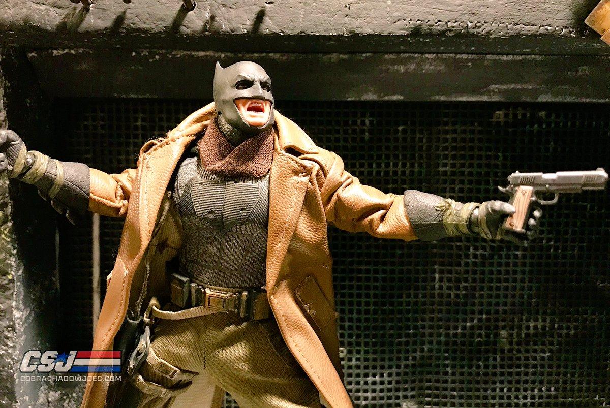 CobraShadowJoes: Mezco Toyz One:12 Exclusive BvS Knightmare Batman ...
