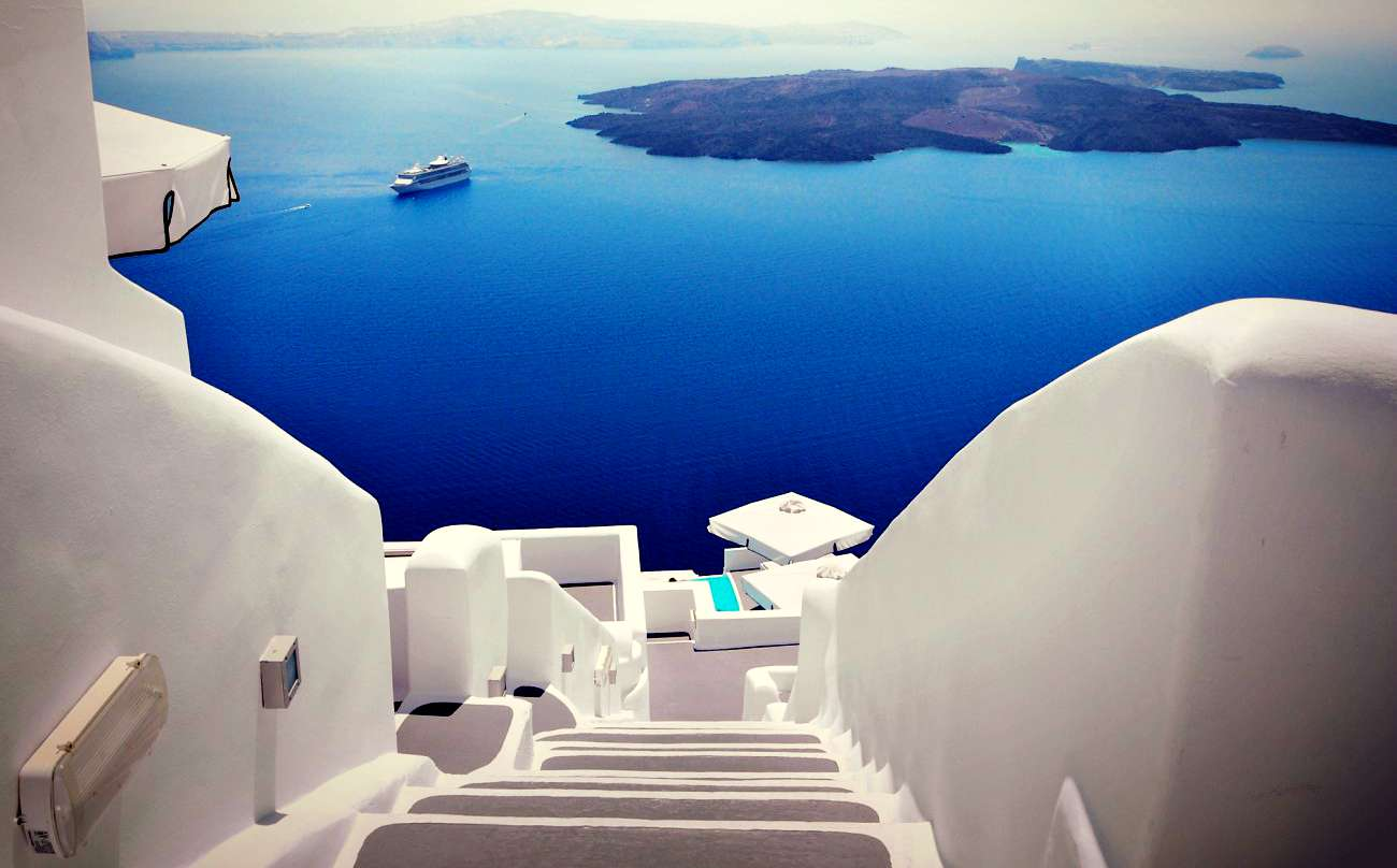 Santorini - Greek Islands