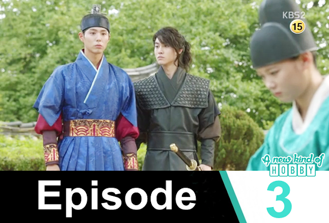 Love in The Moonlight - Episode 3 Review - I am Standing behind You
