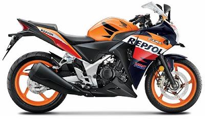 Honda CBR 250cc ABS Repsol
