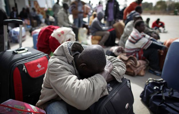 86 Ghanaians deported from USA; more to follow