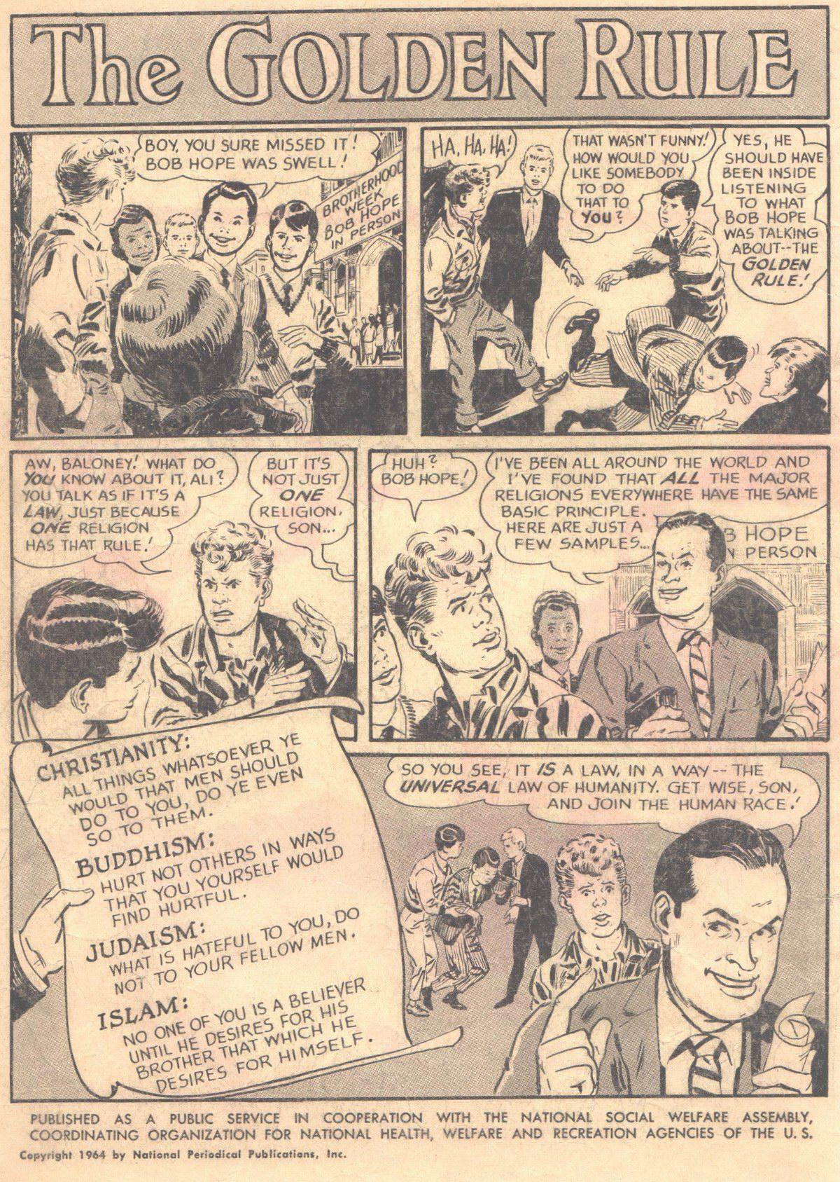 Read online Adventure Comics (1938) comic -  Issue #319 - 3