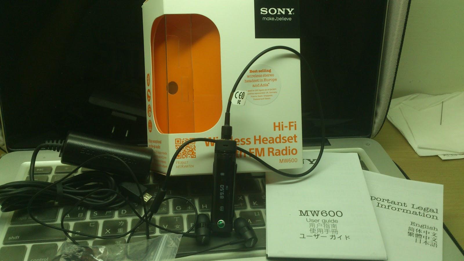 MW600 升級版 藍芽耳機開箱 - Mobile01