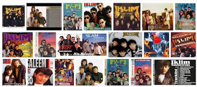 Lagu Malaysia IKLIM Full Album Lengkap