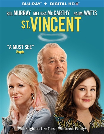 St. Vincent 2014 UNCUT Dual Audio Hindi 480p BluRay – 300mb