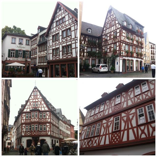 Mainz, passeio lindo perto de Frankfurt