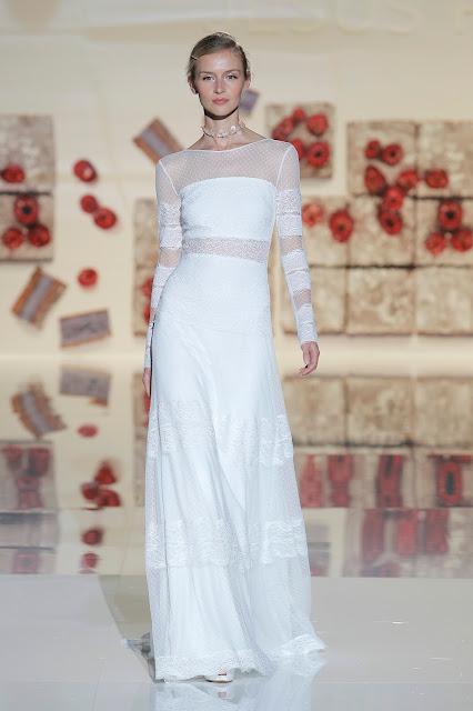 Vestido de novia Jesús Peiró 2017