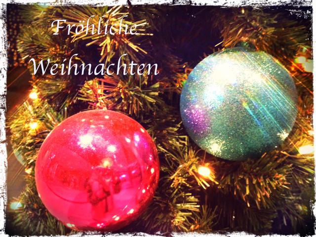 In Diesem Sinne Frohe Weihnachten.Un Sinn Frohe Weihnachten Zeilenreisende