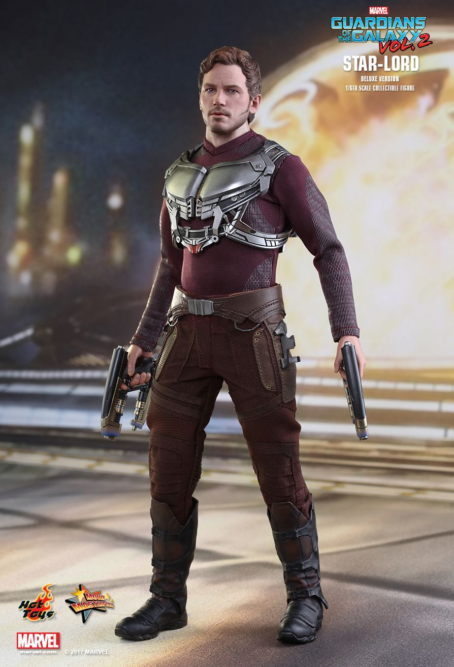 GUARDIANS OF THE GALAXY VOL.2 - STAR-LORD (Deluxe Version) 10