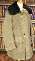 Superb, Warm Swedish Army Coat