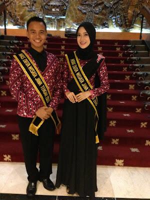 Soraya Dewi Isfandiasari Duta Wisata Jawa Tengah 2015
