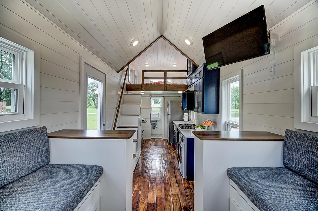 Tiny House Town Kokosing By Modern Tiny Living