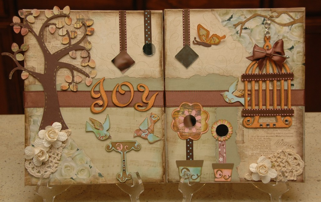 Joy Decorative Canvas