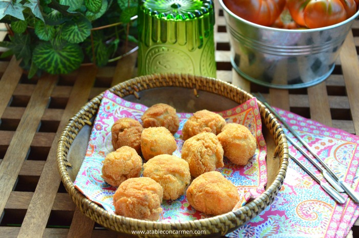 Bolitas de Atún y Patata