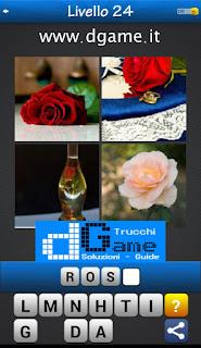 PACCHETTO 6 Soluzioni Trova la Parola - Foto Quiz con Immagini e Parole livello 24