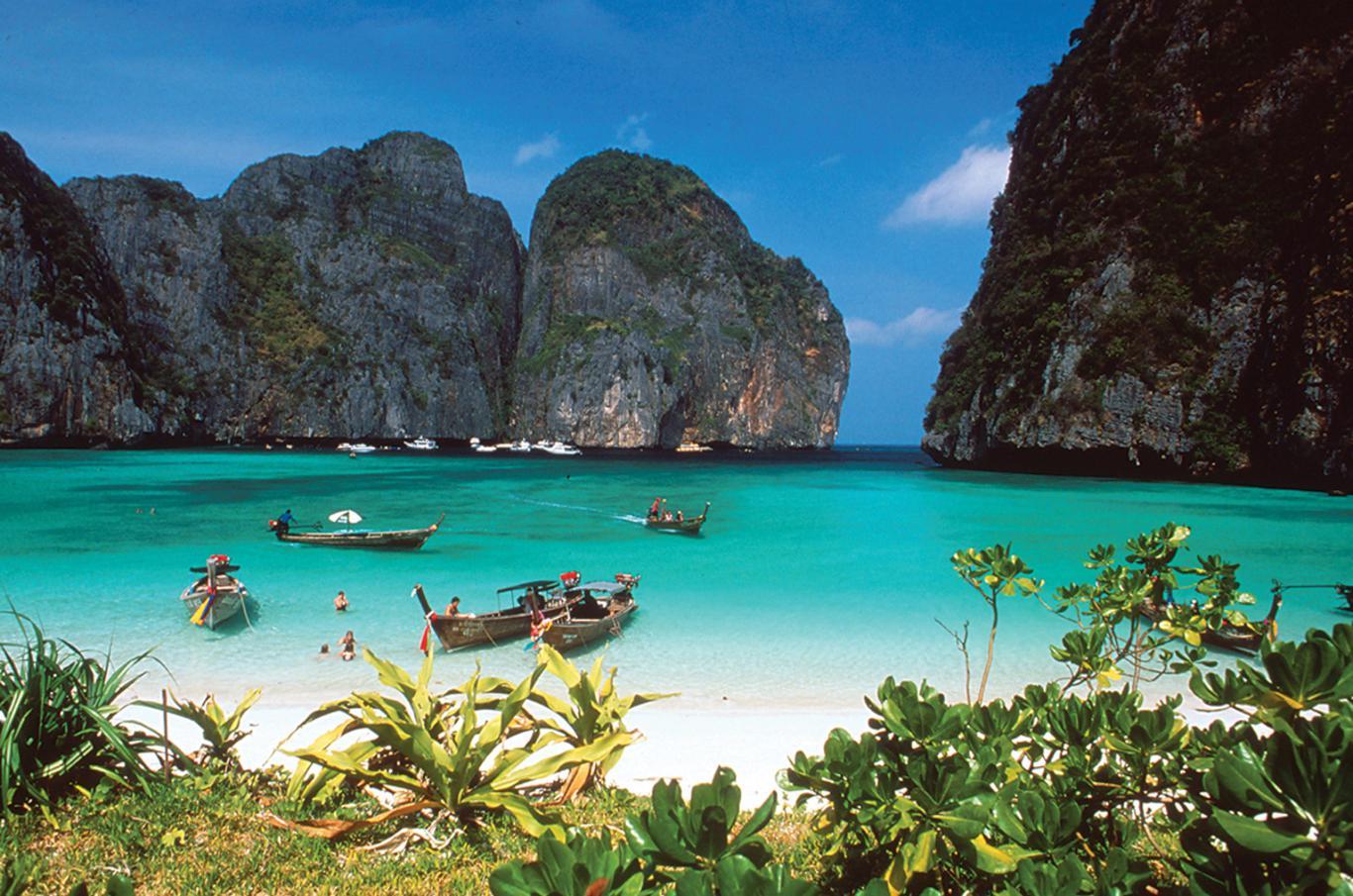 การเดินทางไปเกาะพีพี