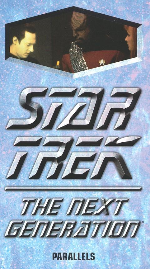 Star Trek: The Next Generation - Season 7 Episode 11: Parallels