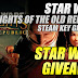 Star Wars Giveaway, Star Wars: Knights of the Old Republic STEAM Key Giveaway (Close)
