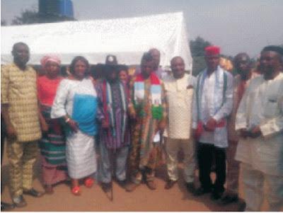 2019 Guber: APC must take over Akwa Ibom – Kufre Inyangete  ... Inaugurates Essien Udim Chapter Caucus with Kayeobong, Etido Ibekwe, Ors