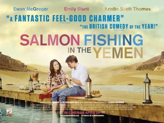 🎬 Movie Review: Salmon Fishing in the Yemen