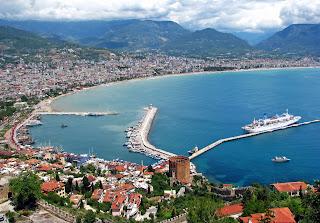 أفضل المدن والأماكن السياحية في تركيا