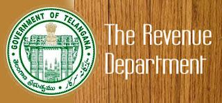 Telangana Revenue Department Jobs registration.telangana.gov.in