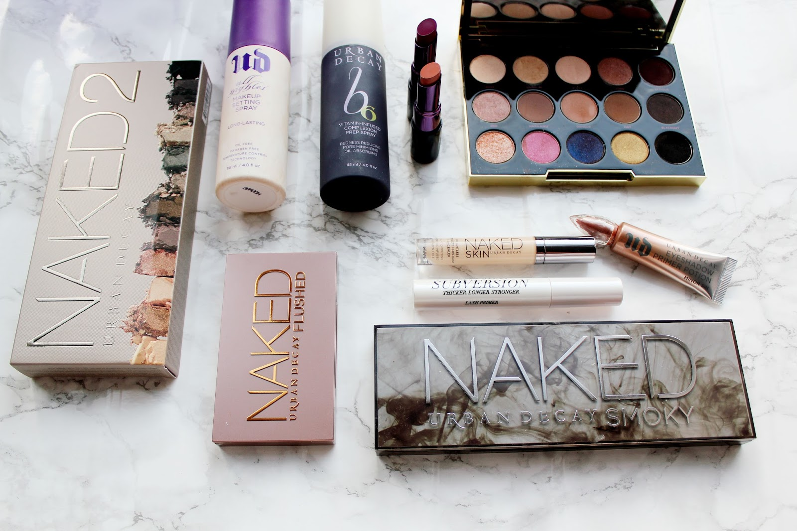 Beauty: My Favourite Urban Decay Products