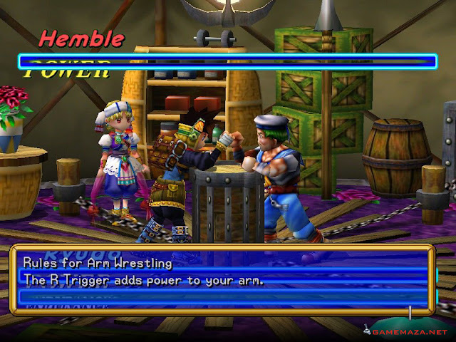 Grandia II Anniversary Edition Gameplay Screenshot 4