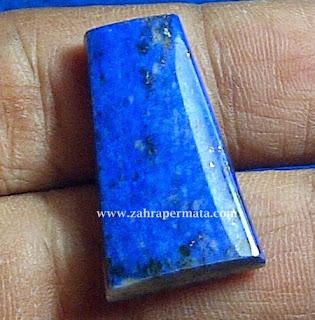 Batu Permata Lapis Lazulite - ZP 335