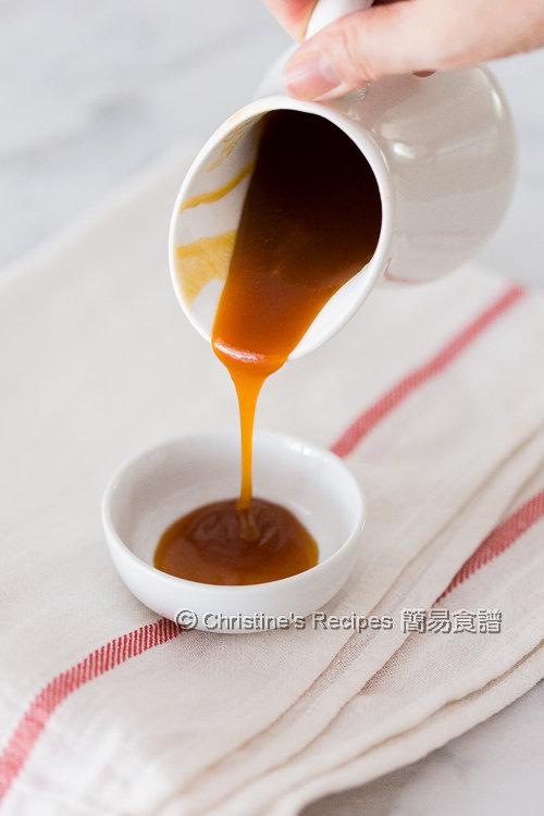 Caramel Sauce01