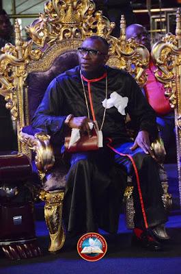 Sensitivity And Giving ~ Pastor Ayo Oritsejafor