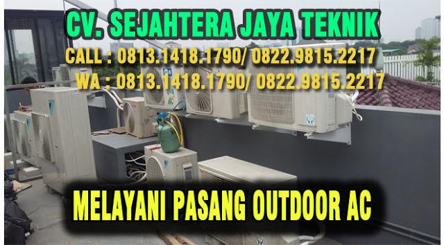 Jasa Service AC di PEGANGSAAN DUA - KELAPA GADING - Jakarta Utara