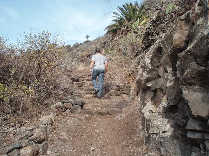 Camino del Piquillo