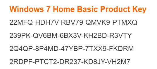 free window 7 home premium