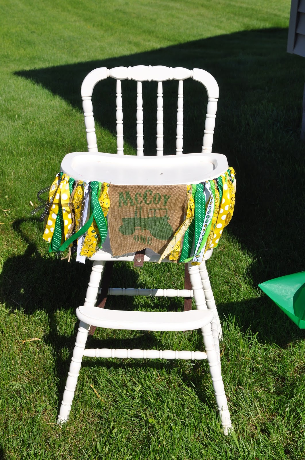 high chair deer stand mountain buggy pod farm john birthday party the farmer and