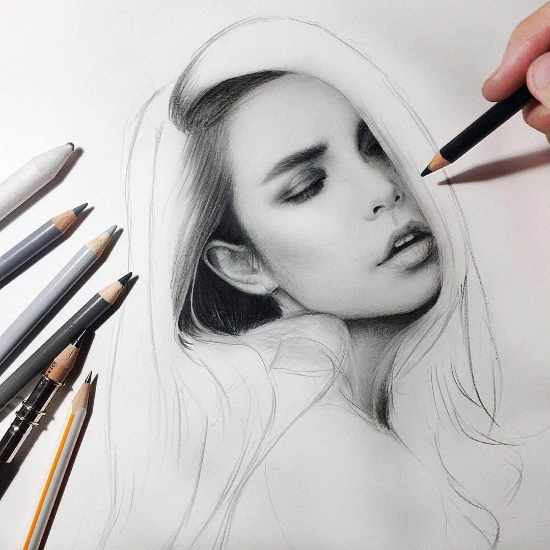 01-Marat-Utamuratov-WIP-Realistic-Portrait-Sketches-www-designstack-co