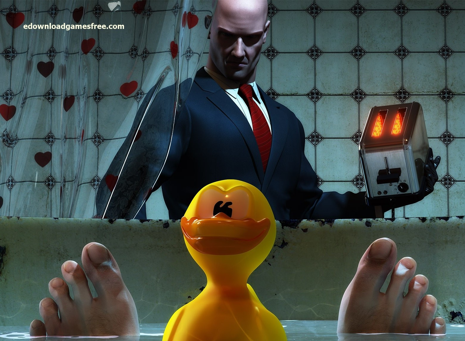 تحميل لعبة hitman absolution بحجم 4 جيجا