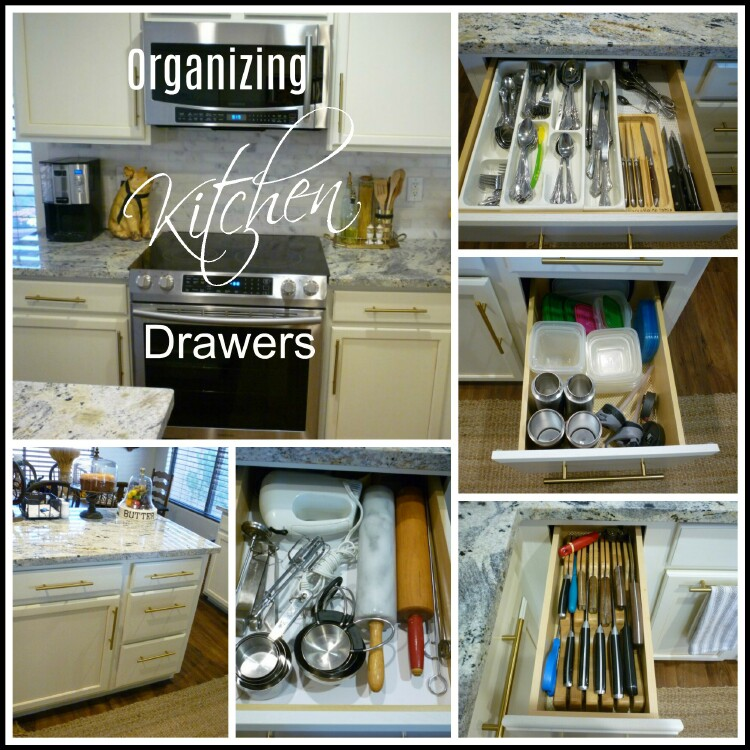 As Much As I Love My New Kitchen, Drawer Space Is At A Premium And Keeping  Them Organized Is A Challenge.