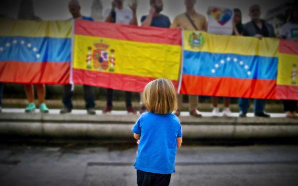 Información sobre protección internacional para venezolanos en España