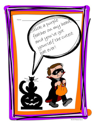 https://www.teacherspayteachers.com/Product/Halloween-Writing-Halloween-Writing-Bubbles-2129730