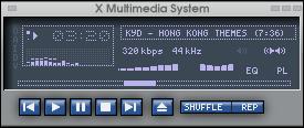 Esqueça Winamp: Conheça a alternativa usando o Player Xmms