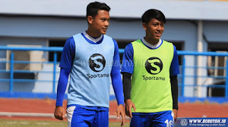 Dua Pemain Persib Perkuat Timnas Senior Lawan Myanmar & Hongkong