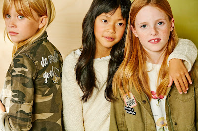 Colección infantil SS17 de Lefties - Start the Game