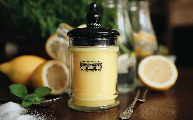 Lemon Pop Bridgewater Candle - Czytaj więcej »