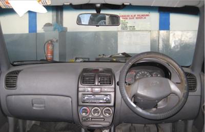 Interior Hyundai Verna dan New Verna