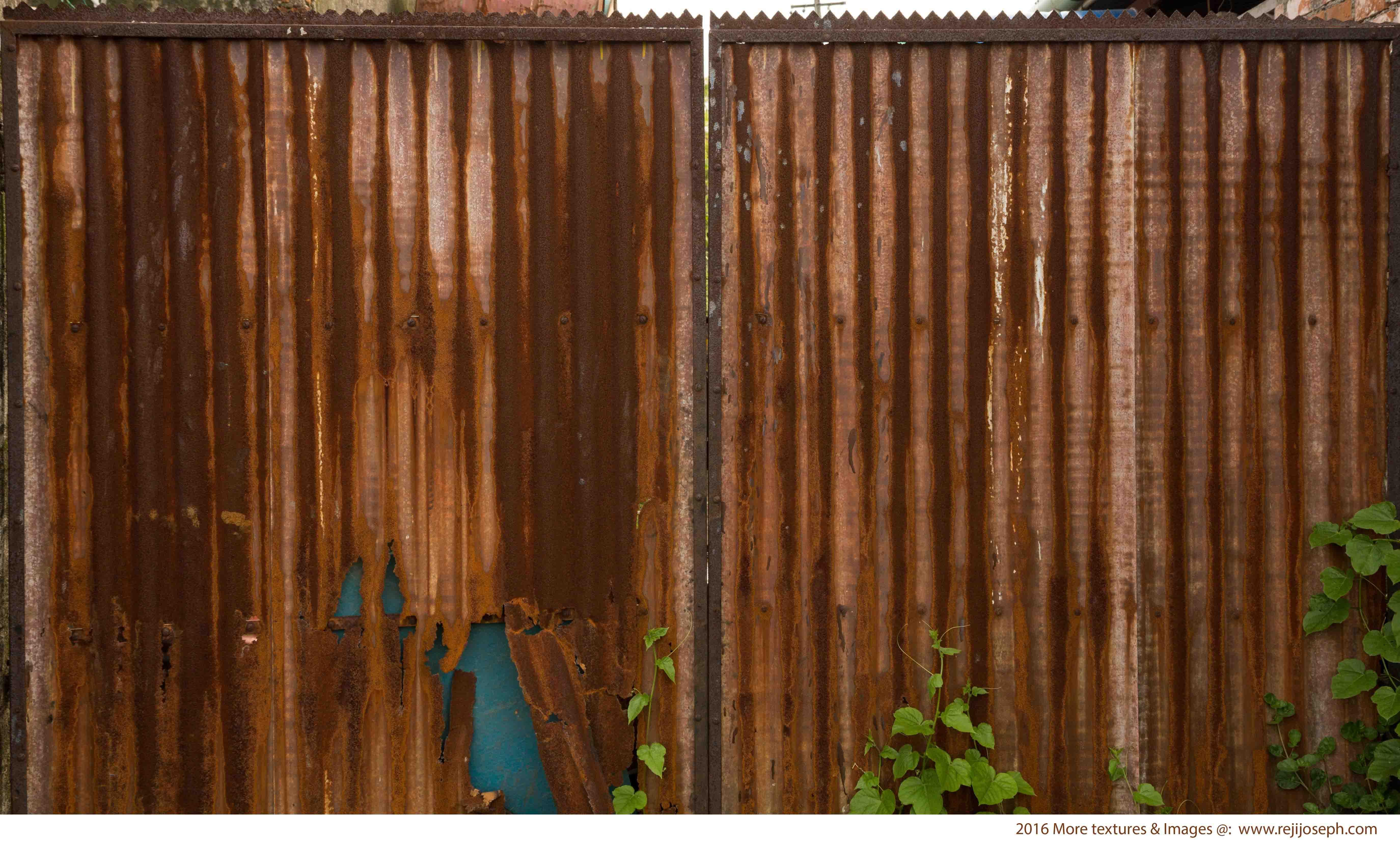 Rusty metal texture 00002