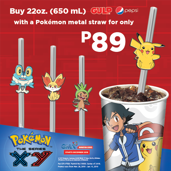 Geekatana Pokemon Themed Metal Straw At 7 11